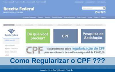 Saiba Como Regularizar seu CPF Suspenso Aqui!